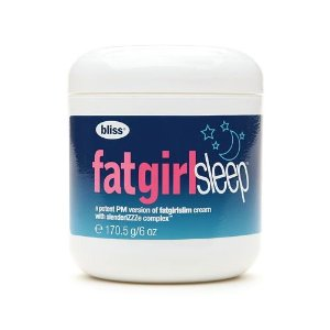 Fat Girl Sleep Anti-Cellulite cream