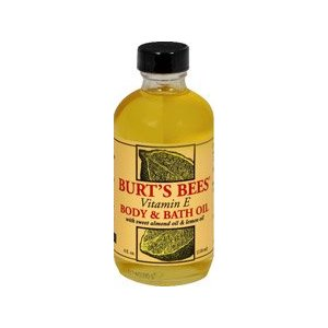 Burt's Bees Vitamin E Body & Bath Oil
