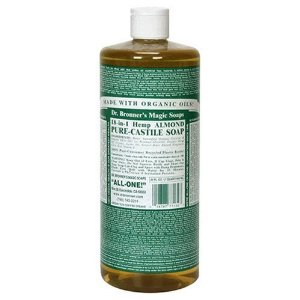 Dr. Bronner's Magic Soaps Pure-Castile