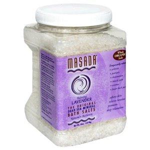 Masada Dead Sea Mineral Bath Salts