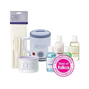 Satin Smooth Waxing Starter Kit